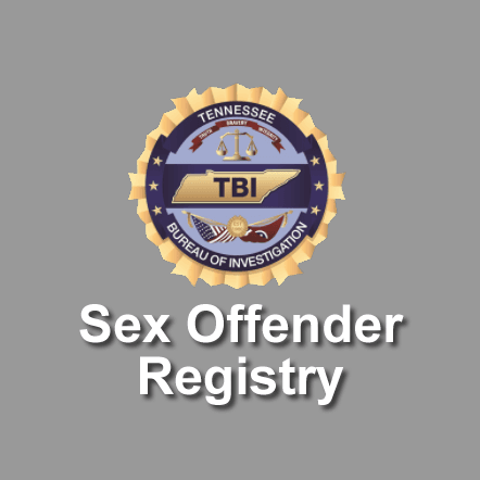 TBI Sex Offender Registry